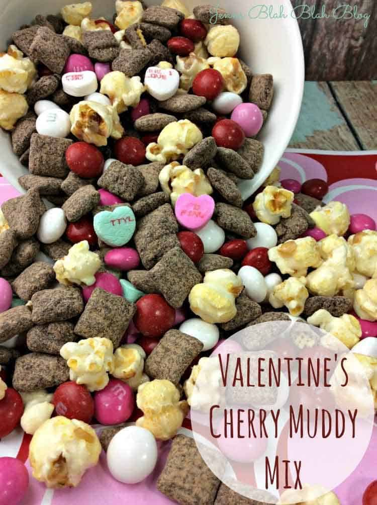 Valentine's Cherry Muddy Mix