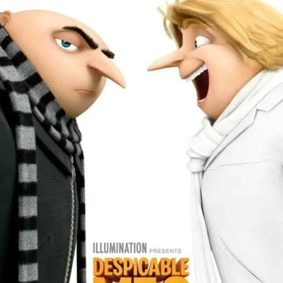 DESPICABLE ME 3 – The Movie