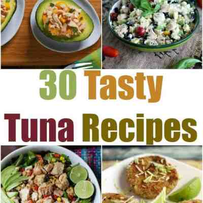 30 Tasty Tuna Recipes