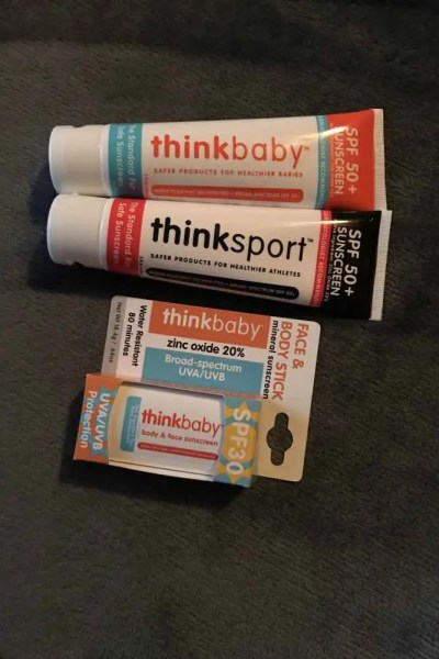 ThinkBaby ThinkSport + Giveaway