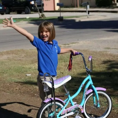 Reasons Kids Should Learn To Ride a Bike + Sweepstakes