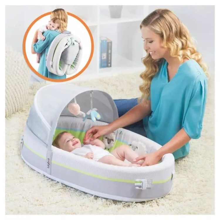 Infant-to-Toddler Head & Body Support Pillow