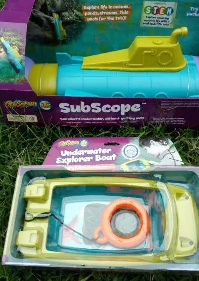 Let Your Kids Explore With Educational Insights GeoSafari Toys