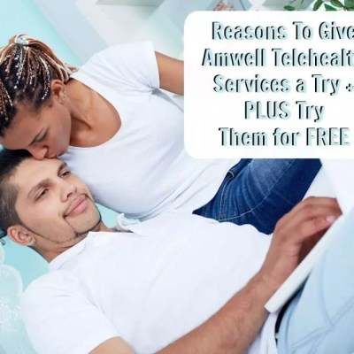 Reasons To Give Amwell Telehealth Services a Try + Visit a Doctor 50% OFF