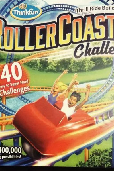 Roller Coaster Challenge From ThinkFun Review + Giveaway