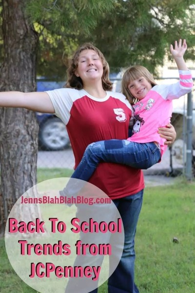 Back to School Trends from JCPenney