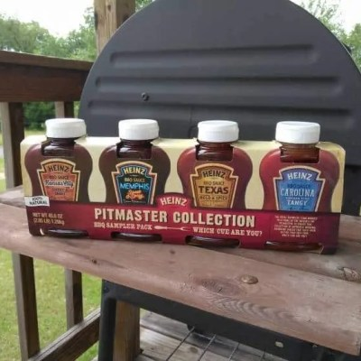Dress Up Grilled Dishes with Heinz Pitmaster BBQ Sauces