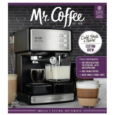 Experience the Taste With Mr Coffee!#GiftGuide