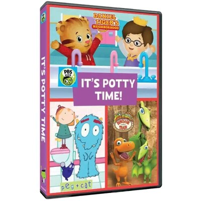 Potty Time DVD Review