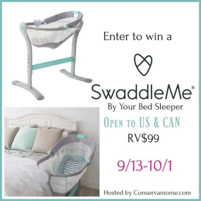 Enter to Win The SwaddleMe Giveaway