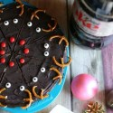 Caramel Peanut Butter Diet Coke® Reindeer Brownie Recipe