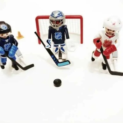 PLAYMOBIL NHL Toys are Perfect For Little Hockey Fans