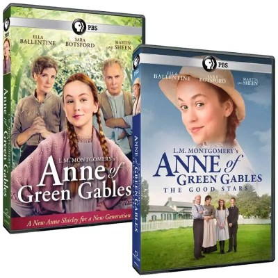 PBS L.M. Montgomery's Anne of Green Gables the Good Stars DVD Review #GiftGuide