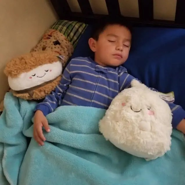 Squishables Mini S'Mores and Ghost Review #HolidayGiftGuide