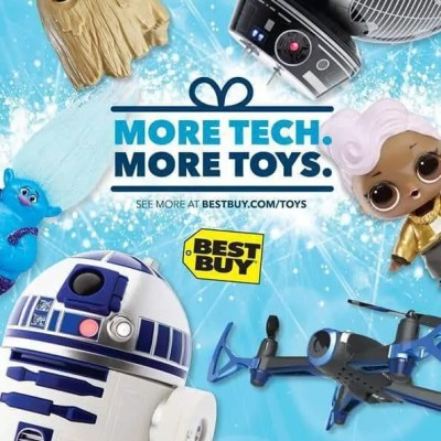 Best Buy Holiday Toy Guide
