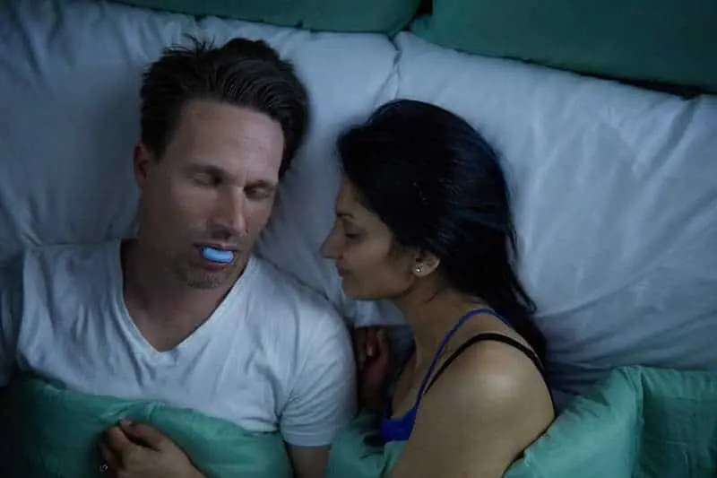 how to help stop snoring