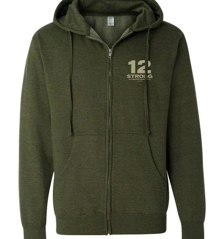 Win a $50 Fandango Gift Card to see the movie 12 STRONG and a 12 Strong Sweatshirt Giveaway