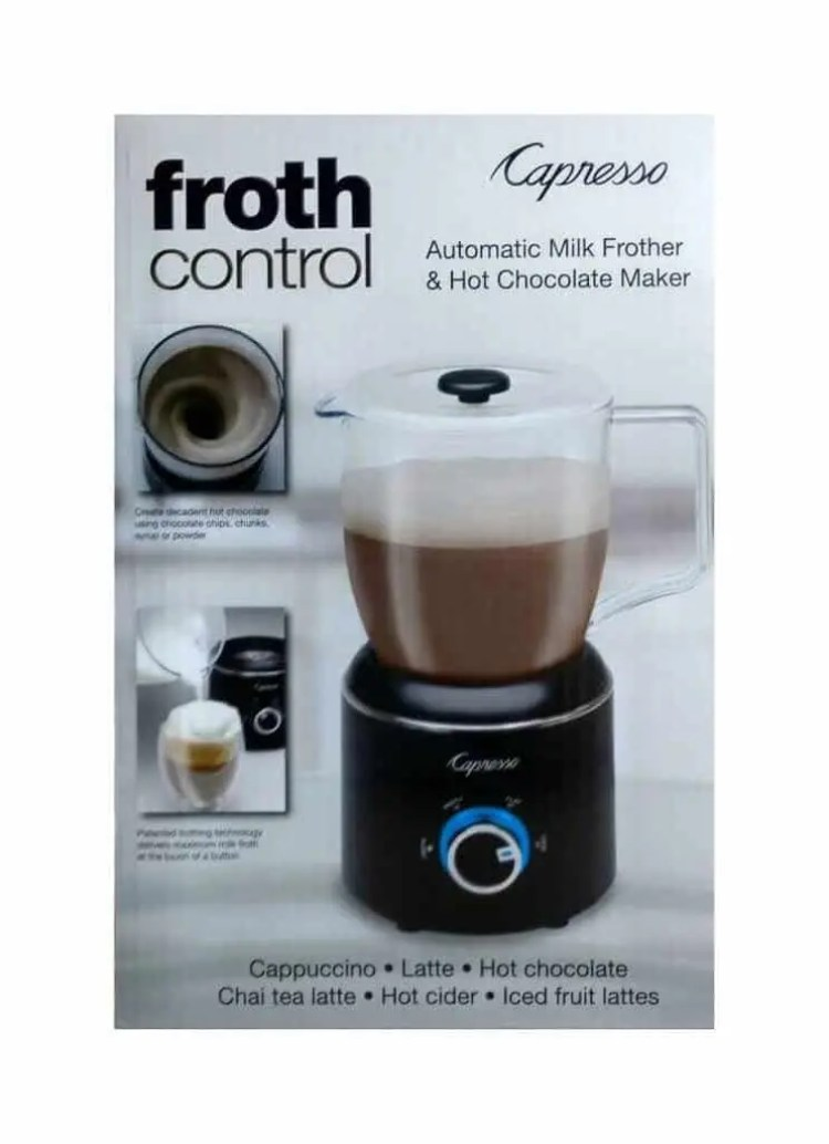 froth Control