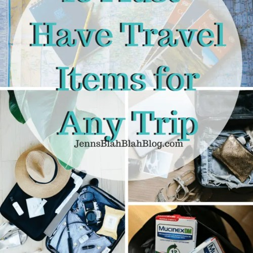16 Must-Have Travel Items for Any Trip