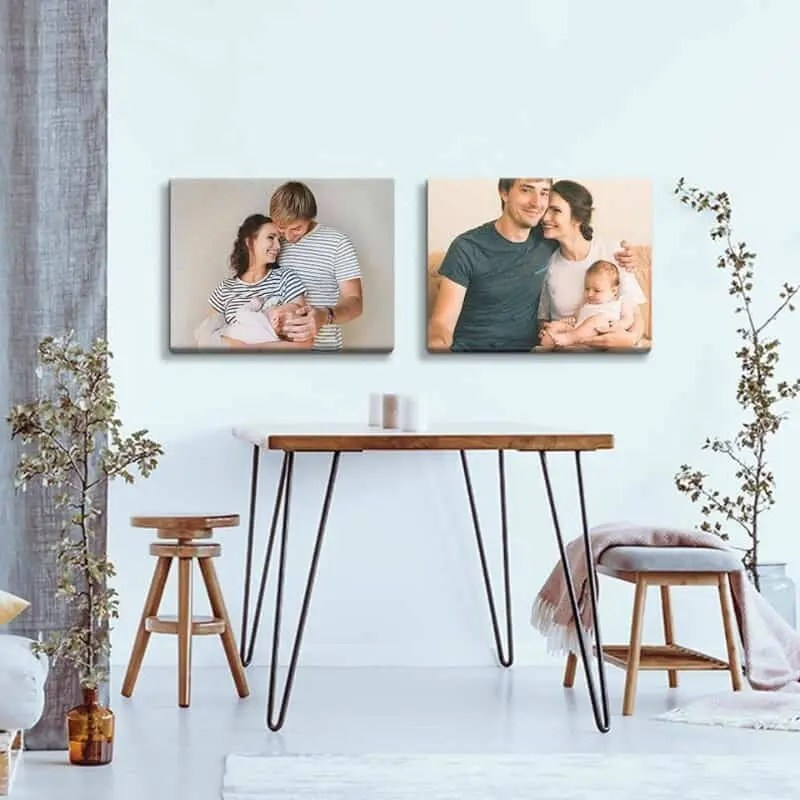 Easy Canvas Print Fathers Day Sale