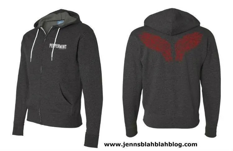 Win a Peppermint hoodie and poster signed by Jennifer Garner! Giveaway