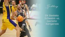 EN Baskets Schwelm - Iserlohn Kangaroos