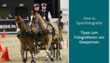 How to Sportfotografie gespanne