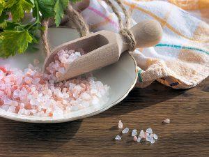 Himalaya-Salz Alternative zu Jodsalz