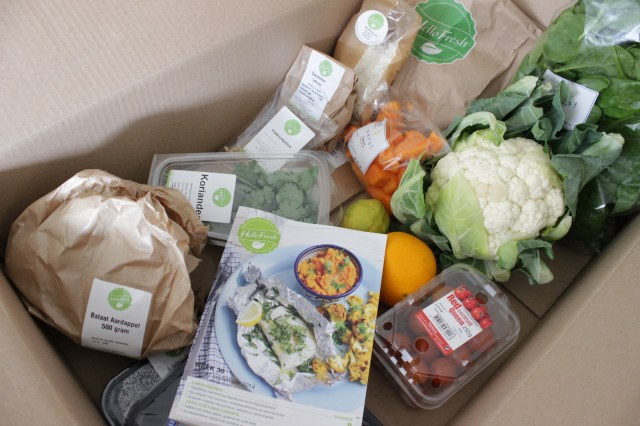 Review Hello Fresh