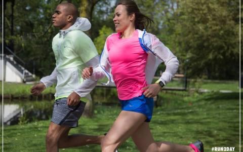 hardloopwedstrijd