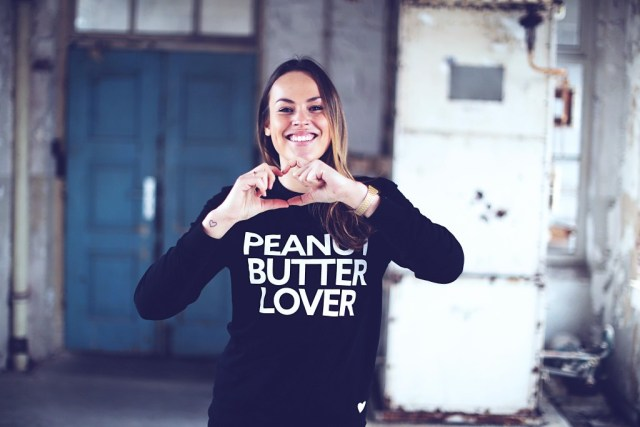 Peanut butter lover