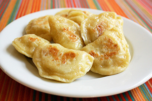 Image result for pierogi