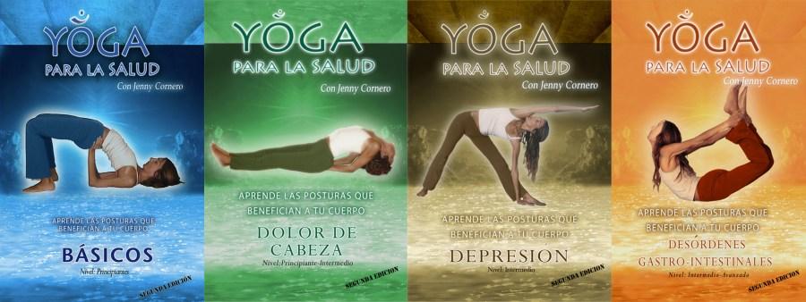 yoga para la salud con Jenny cornero