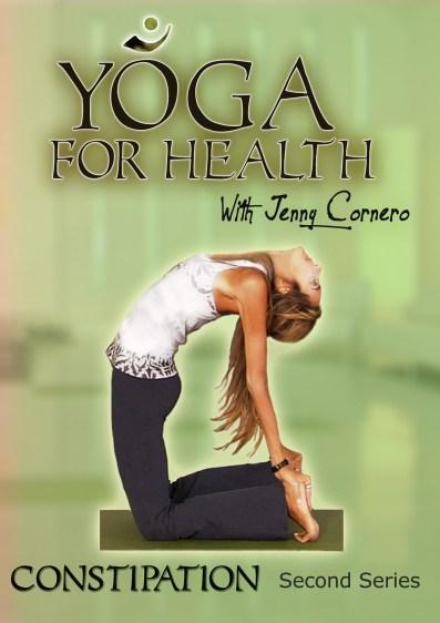 constipation yoga