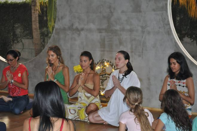 yoga seminar nicaragua