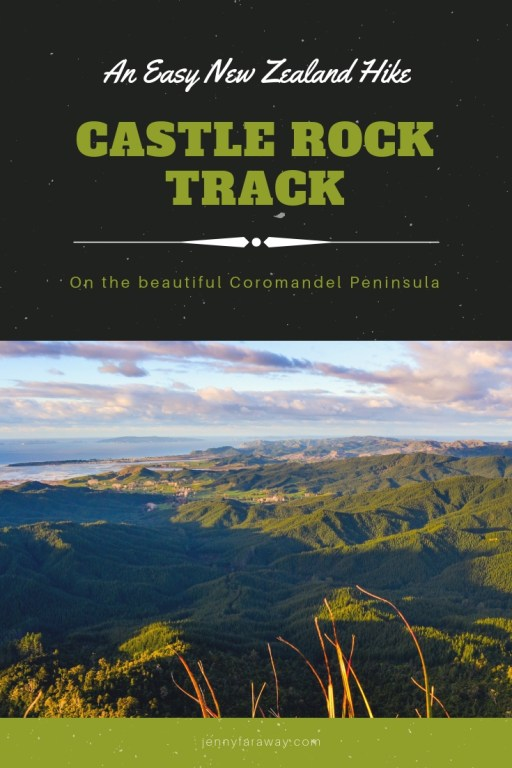 Pinterest Graphic for Castle Rock Track