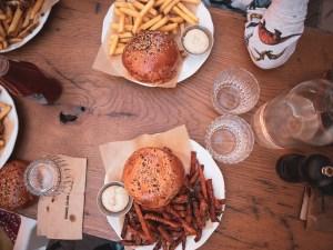 lunch på the barn Göteborg