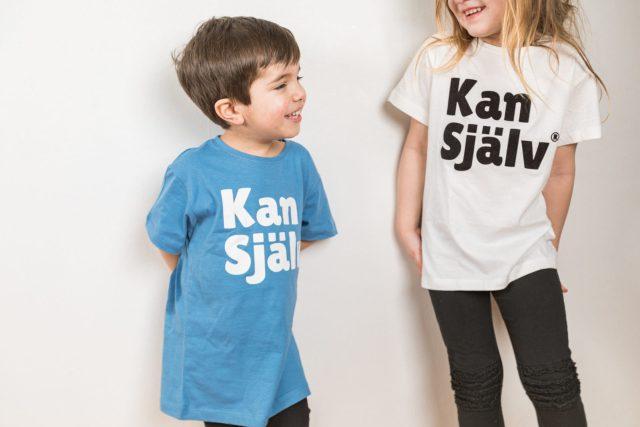 kan själv, barnkläder