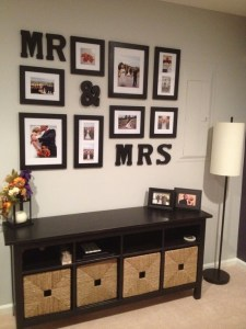 Pinterest Round-up: Photo Wall Arrangements