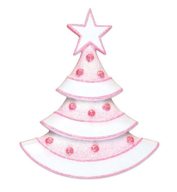 New Baby Christmas Tree (Pink)