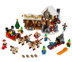 Christmas LEGO Sets for 2017