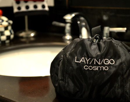 Lay-n-Go Cosmo bag