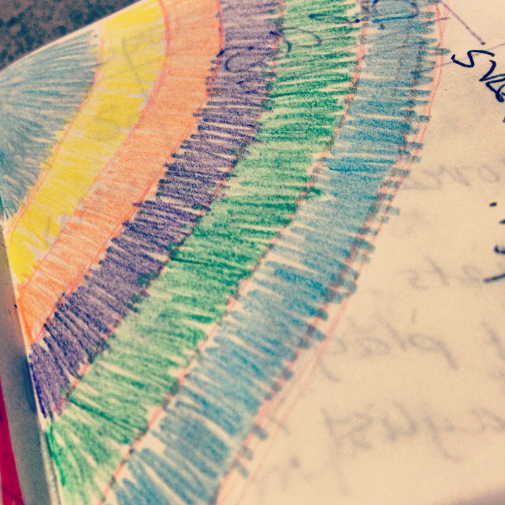 doodling via @jennyonthespot