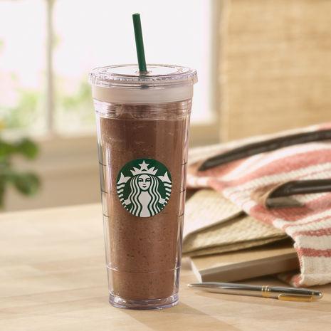 Starbucks customizable cold cup