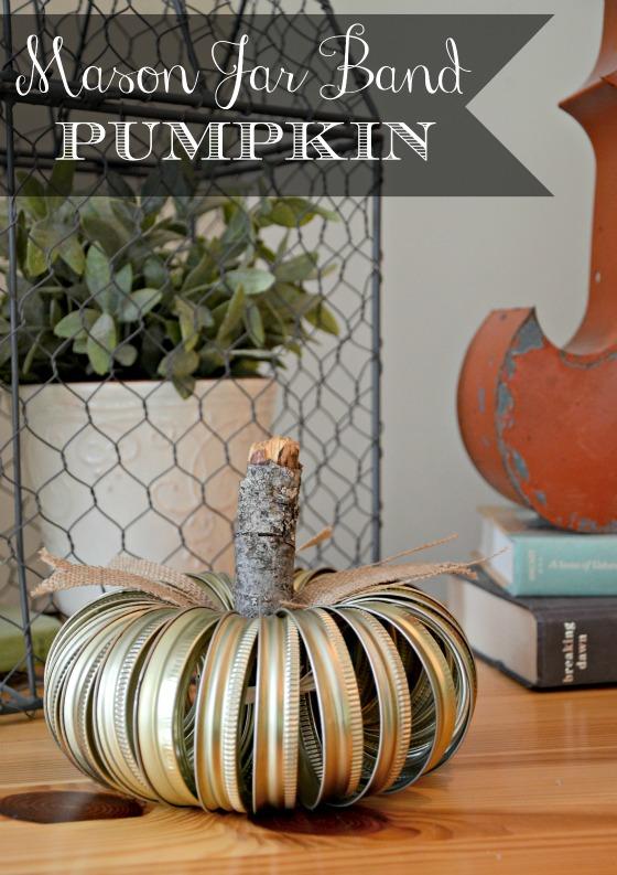 Marson Jar Band Pumpkin via @jennyonthespot