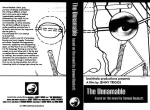 Unnamable Cover
