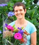 Beautiful flowers - thanks Diane!