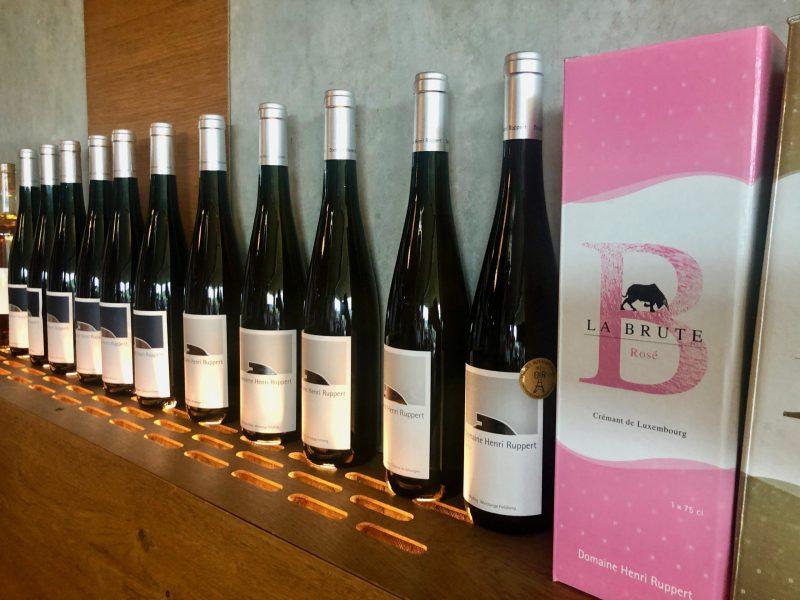 wijnen uit Luxemburg domaine Henri Ruppert