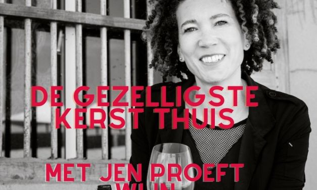 De gezelligste Kerst thuis met Jen Proeft Wijn