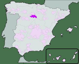 Ribera del Duero, Wikipedia